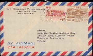 Peru, Postal Stationery