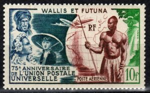 Wallis And Futuna Islands #C10  MNH CV $11.00  (X236)