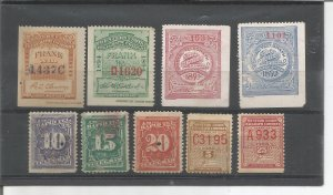 US TELEGRAPH STAMP COLLECTION