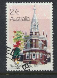 Australia SG 850 Used PO Bureau Cancel