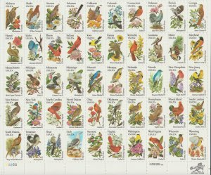 United States  SC 1953A-2002A  Full Sheet