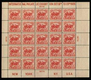 MALACK 630 VF/XF OG NH, a select mint never hinged W..MORE.. b2957
