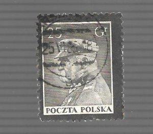 Poland 1935 - Scott #289 *