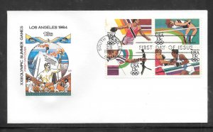 Just Fun Cover #2048-51 FDC HF Cachet. House of Farnam (my2344)