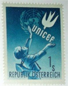 1949 Austria #559 MH