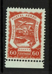 Colombia SC# C31, Mint Never Hinged - S10303