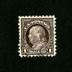US Stamps # 478 XF Choice Used