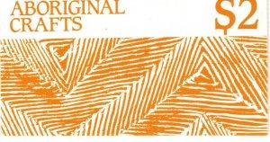 Australia #1051a Complete Booklet CV $9.00 (X3277)