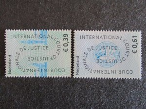 Netherlands #O59-60 Mint Never Hinged- (4DC) WDWPhilatelic