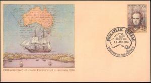 Australia, Postal Stationery, Ships