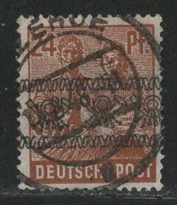 Germany AM Post Scott # 608, used