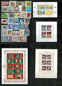 Austria MNH Stamps. Cat app £177.  1990's mostly