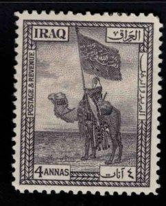 IRAQ Scott 6 MH* stamp