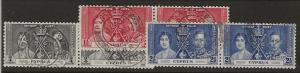 Nickel Auction. Cyprus 140-142 pairs u CV $13.00 [ck11]