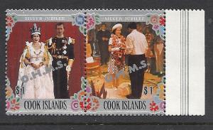 Cook Islands #O27 mnh Scott cv $10.00