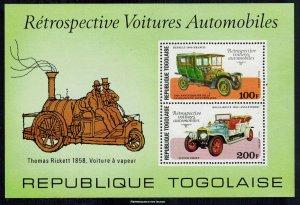 Togo Scott C311a Mint never hinged.
