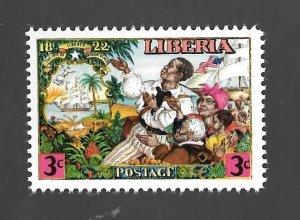 Liberia 1949 - MNH - Scott #311 *