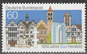 Germany #1454  MNH   (K1616)