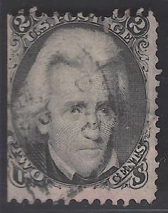 USA #73 Used 1863 Scott CV $60.00