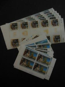 SOUTH GEORGIA : Nice group of Royal Omnibus Issues. All VF, MNH. Scott Cat $131.