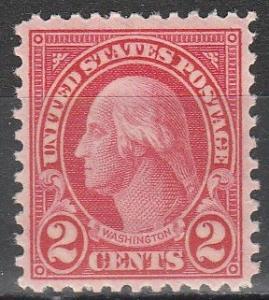 US #634  MNH (S8090)
