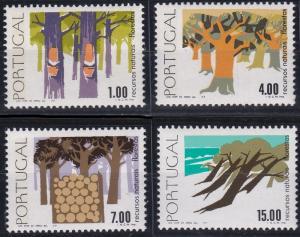 Portugal 1325-1328 MNH (1977)