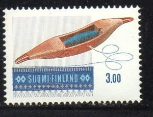 Finland Sc 636 1979 3m Shuttle stamp mint NH