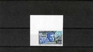 French Andorra1991 Bicent.Death of Mozart Set Imperf.MNH 409