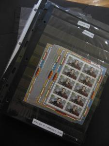 VATICAN : Beautiful collection of S/S, Shtlets & Bklets. All VF MNH. Cat $2,446.