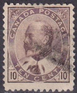 Canada #93 F-VF Used  CV $15.00  (A19926)