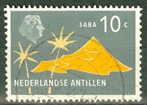 Netherlands Antilles - Scott 245
