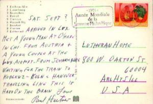 Luxembourg, Event, Stamp Collecting
