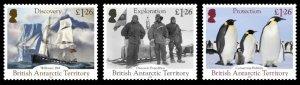 BRITISH ANTARCTIC 2019 DISCOVERY ANTARCTICA PENGUINS EXPLORERS SHIP [#1902]