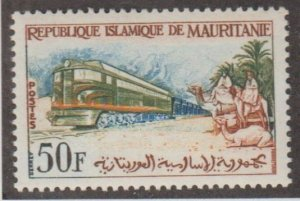 Mauritania Scott #131 Stamp - Mint NH Single