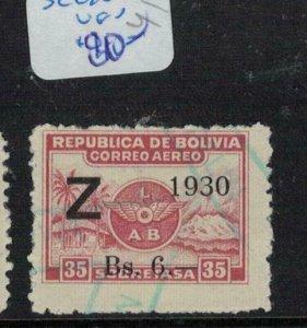 Bolivia SC C26 VFU (7eky)