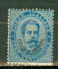 Eritrea 6 mint CV $1450