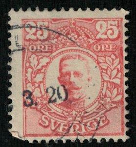 Sweden, 1911-1919, King Gustaf V, MC #75 (Т-7008)