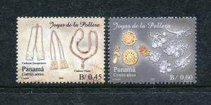 Panama C468-C469, MNH, 2003 Jewery. x27013