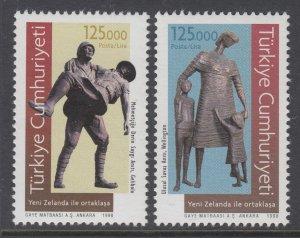 Turkey 2695-2996 MNH VF