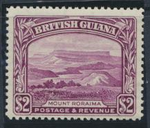 British Guiana SG 318  perf 12½ Mint Never Hinged (Sc# 240 see details)
