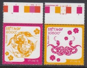 Vietnam 3464-5 mnh