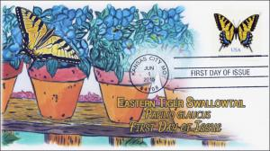 SC 4999, 2015, Tiger Swallowtail, 71 Cent, Butterfly, FDC, 15-140