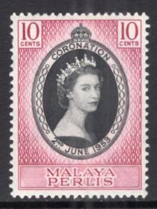 Malaya Perlis 28 MNH VF