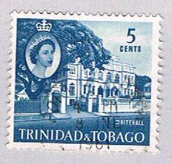 Trinidad & Tobago 91 Used Whitehall 1960 (BP31613)