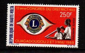 Burkina Faso  c65  MNH  $ 3.50