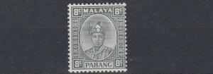 PAHANG  1935 - 41    S G 35    8C  GREY    MH