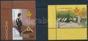 Makedonien stamp Europa CEPT: Scouts corner set MNH 2007 Mi 430-431 WS191238