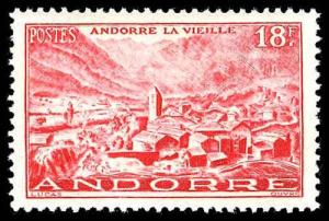 FRENCH ANDORRA 122  Mint (ID # 77319)