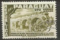 PARAGUAY C226 VFU O552-6