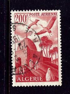 Algeria C10 Used 1949 issue